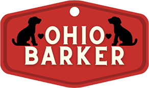 Ohio Barker Logo A Fetching Publication For Dog Enthusiasts