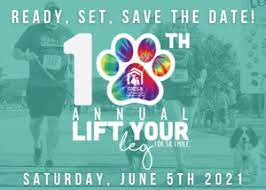 SICSA to Celebrate 10th Anniversary of Lift Your Leg Run on June 5